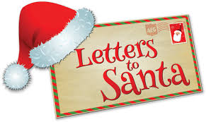 Letters to Santa's heart
