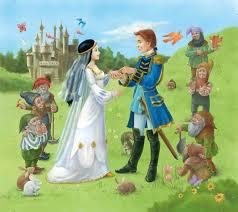 I still believe in fairy tales…