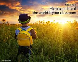 Our Homeschooling Beginning