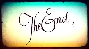 The End of a Chapter…