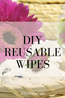 Do you feel guilty every time you grab that container of cleaning wipes from under the sink? I know I do, especially when it is so easy to make my own! Since we've gotten motivated to go further on our 'chemical-free' journey I have really been trying my best to eliminate nasty, toxic chemicals from our home in any way possible. These not only do that but they also save us a ton of money since we aren't buying those expensive cleaning wipes anymore.