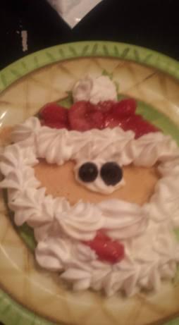 santa-pancake