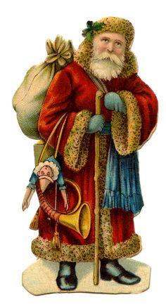 St. Nicholas Day (12/6)