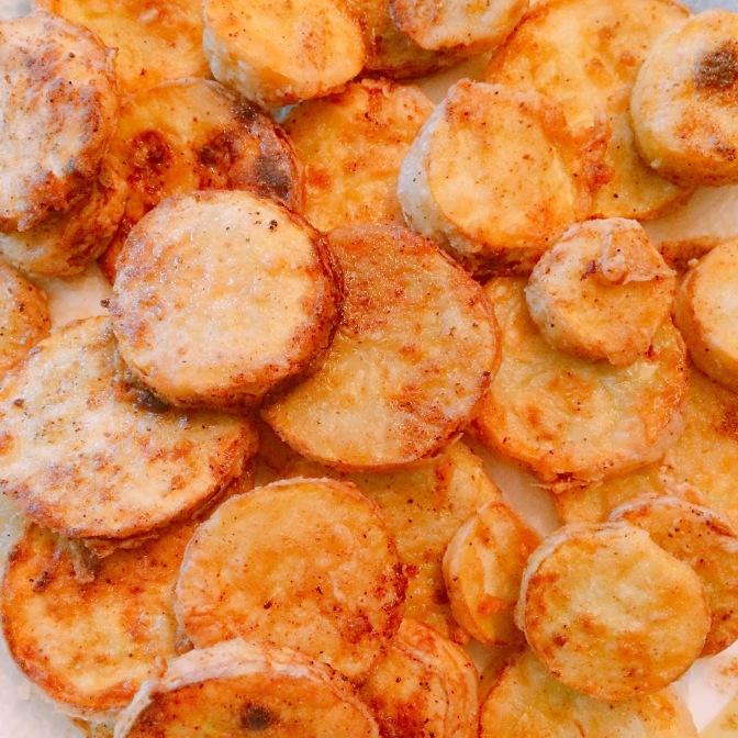 Southern Fried Squash