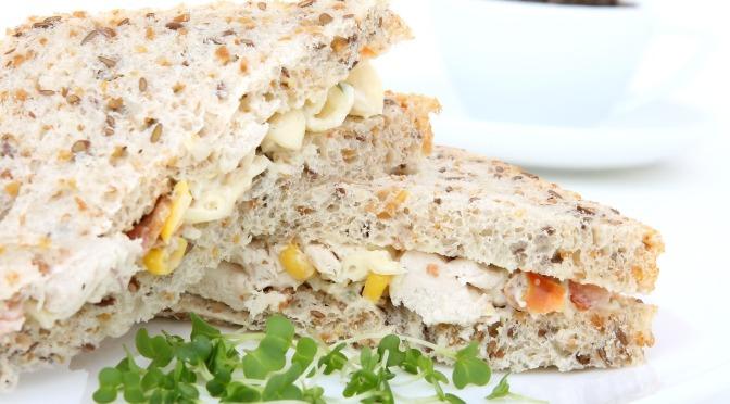 Super Easy Rotisserie Chicken Salad