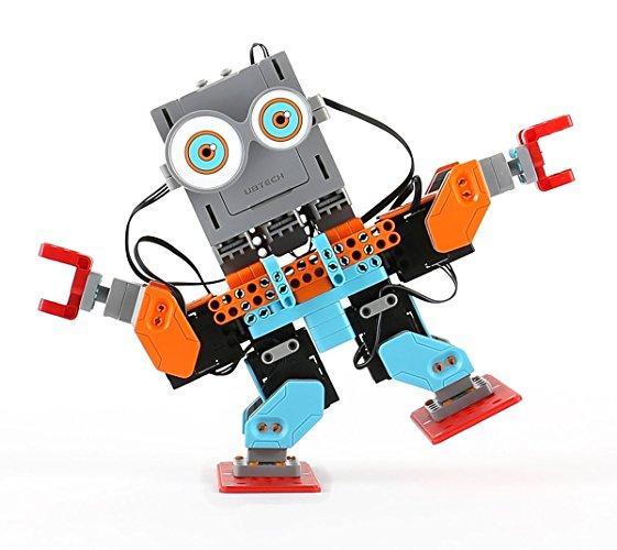 Product Review: Jimu Robot DIY Buzzbot/Muttbot Robotics Kit by UBTECH