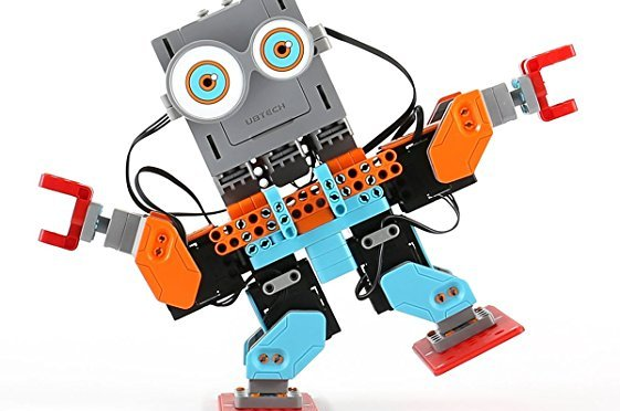 Product Review: Jimu Robot DIY Buzzbot/Muttbot Robotics Kit by UBTECH