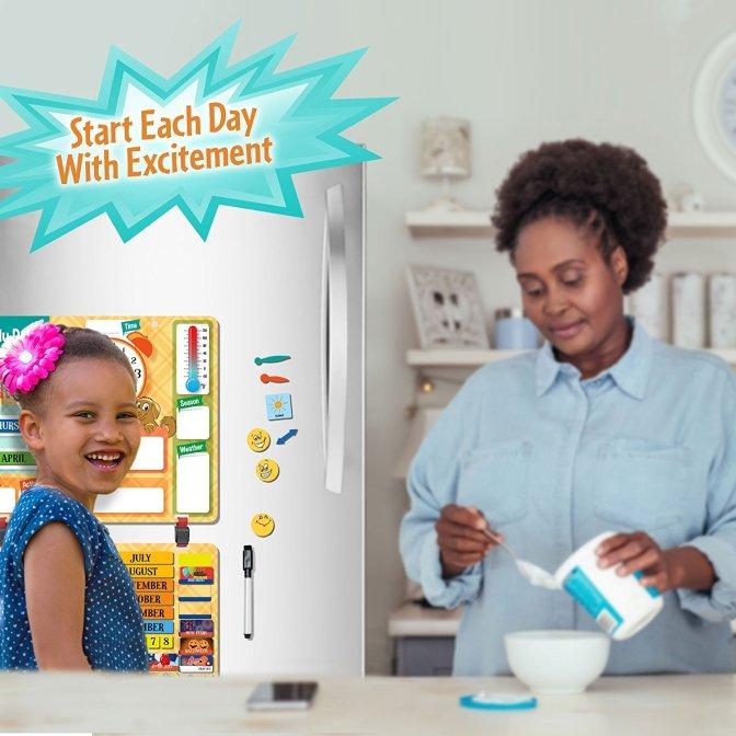 Homeschool Deal: Deluxe Kids Calendar