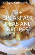 New Cook Book Release: 31+ Breakfast Ideas And Recipes