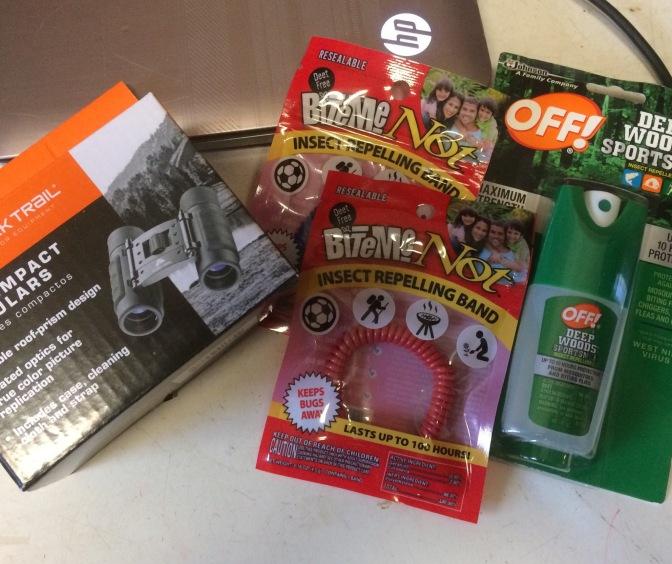 Midweek Walmart Trip (Hunting Supplies)