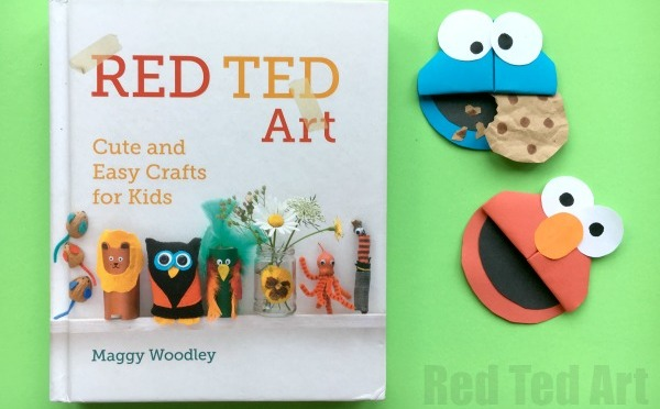 These are so cute! Sesame Street Bookmarks