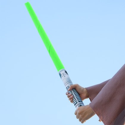 Freebie Alert: Star Wars Light Saber Printable