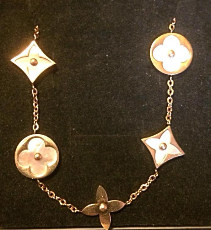 Judy Luxury Designer Bracelet Rose Gold Color