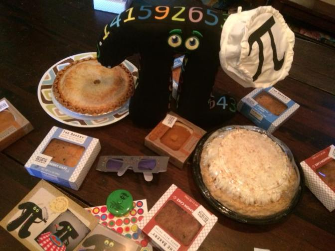 Pi Day Party With Numbers Alive