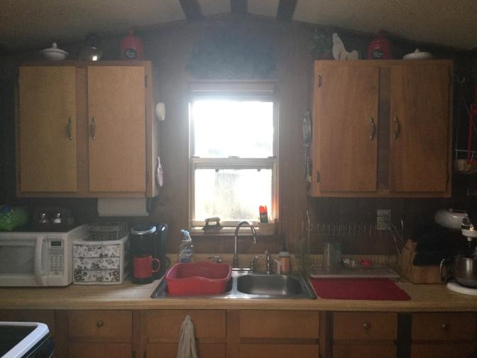 Kitchen Kleaning Thursday Mission: Cabinet Organization