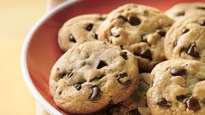 Granny's Chocolate Chip Cookies