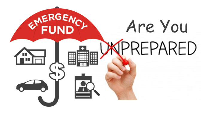 Building Up An Emergency Fund