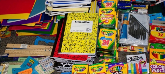 Have You Bought Your School Supplies Yet?