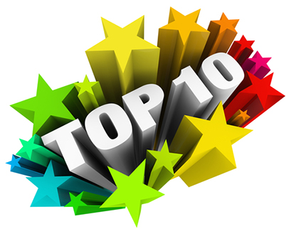2018 Mid Year Top 10 Blog Posts