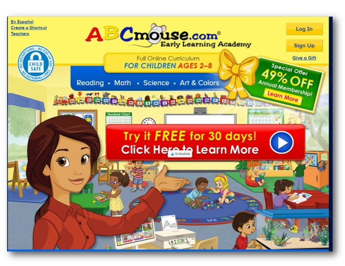 New School Year, New ABCmouse: ABC Mouse Upgrades!