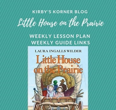 Little House on the prairie weekly guide