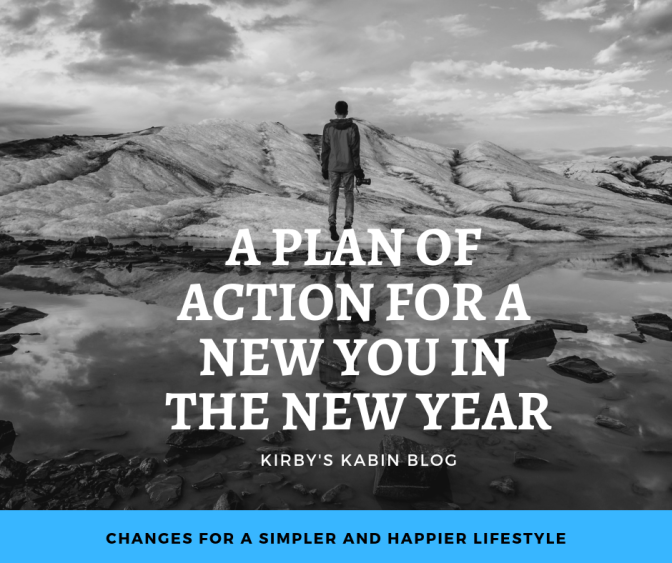 A Plan Of Action For A New You In The New Year