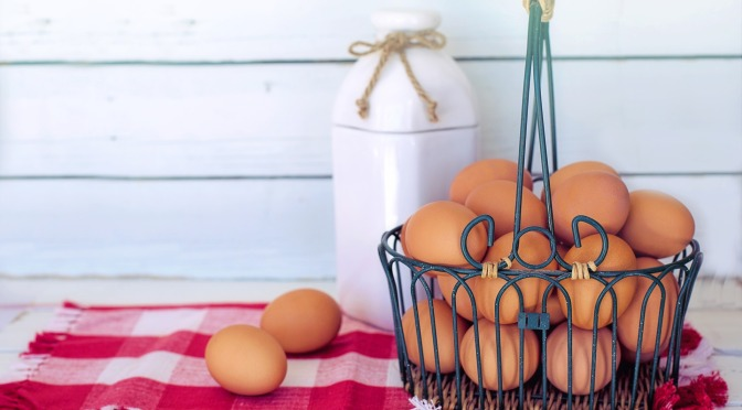 It's all about the eggs!