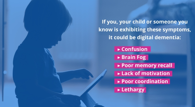 How much time do your kids spend on the screen each day?