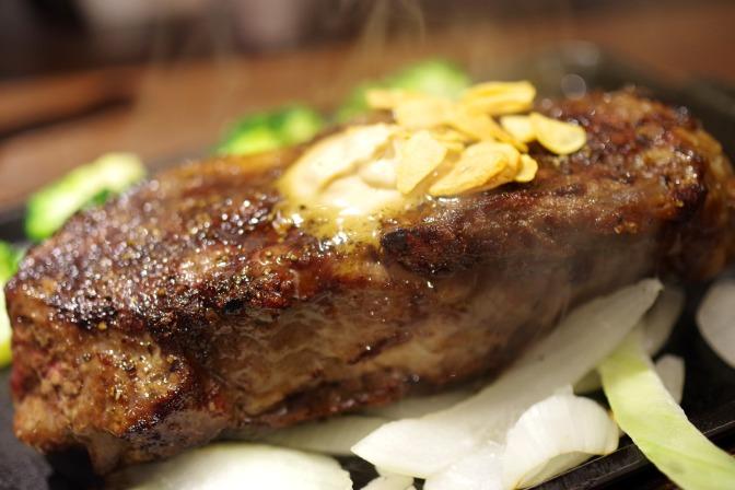 Sizzlin' Skillet Steak