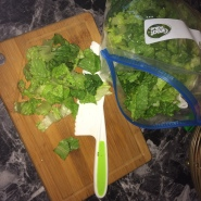 Meal Prep: DIY Bagged Salad Mix