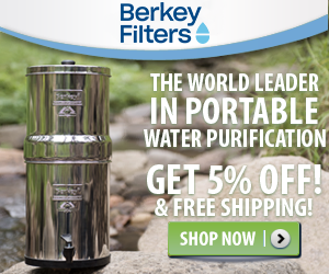 Emergency Preparedness: Water Purification with Berkey