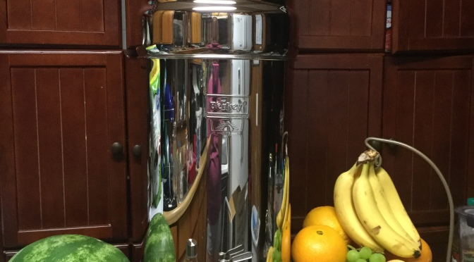 Meet Our New Berkey!