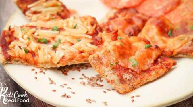 Homemade Grain-free Pizza