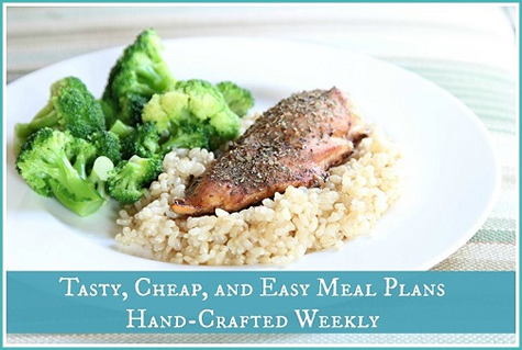 Try out $5 Meal Plans for FREE!